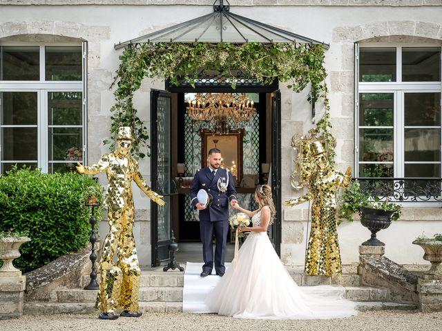 Le mariage de Chaïb et Raylane à Orléans, Loiret 32