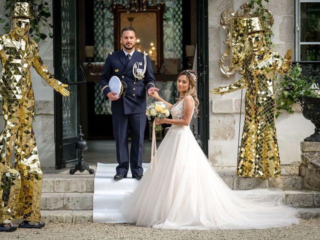 Le mariage de Chaïb et Raylane à Orléans, Loiret 33