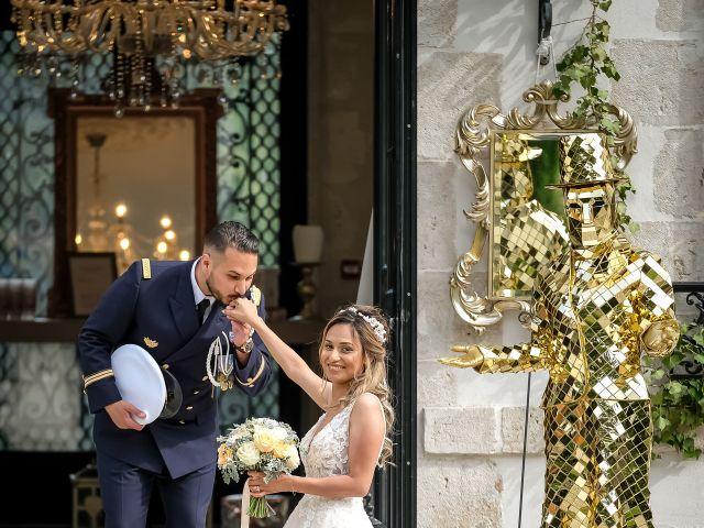 Le mariage de Chaïb et Raylane à Orléans, Loiret 34