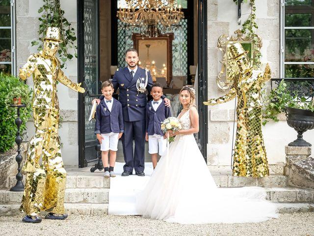 Le mariage de Chaïb et Raylane à Orléans, Loiret 35