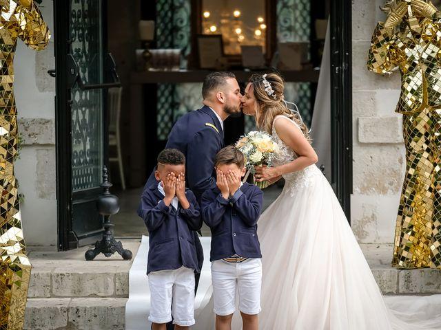 Le mariage de Chaïb et Raylane à Orléans, Loiret 38