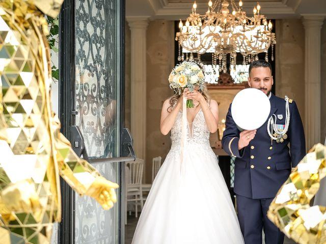 Le mariage de Chaïb et Raylane à Orléans, Loiret 41