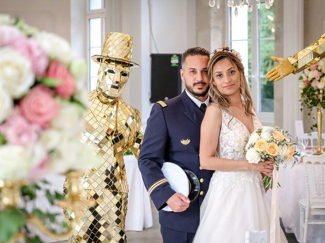 Le mariage de Chaïb et Raylane à Orléans, Loiret 42