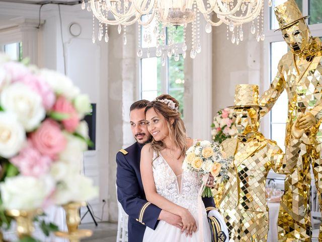 Le mariage de Chaïb et Raylane à Orléans, Loiret 43
