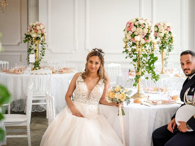 Le mariage de Chaïb et Raylane à Orléans, Loiret 46
