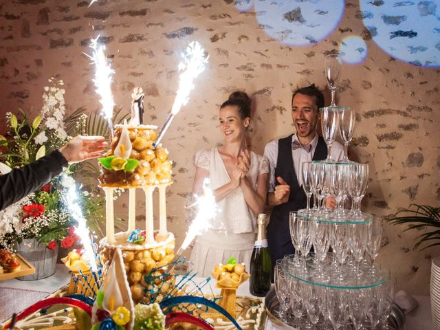 Le mariage de Aymeric et Stéphanie à Mormant, Seine-et-Marne 33