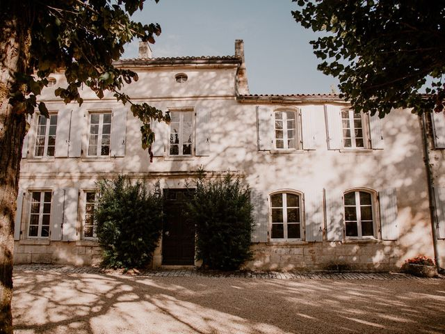 Le mariage de Jean-Baptiste et Coralie à Magnac-sur-Touvre, Charente 1