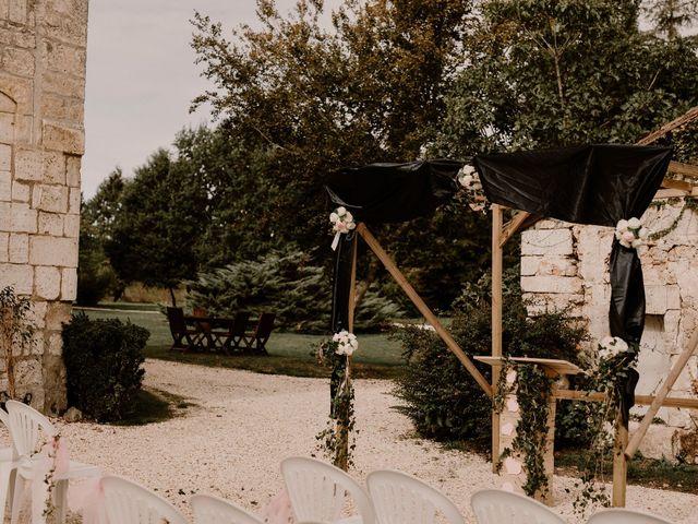 Le mariage de Jean-Baptiste et Coralie à Magnac-sur-Touvre, Charente 17
