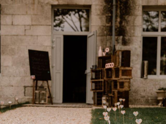 Le mariage de Jean-Baptiste et Coralie à Magnac-sur-Touvre, Charente 19
