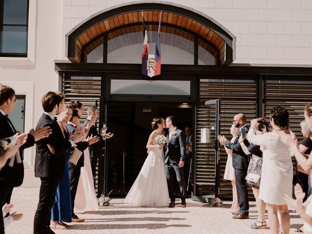 Le mariage de Jean-Baptiste et Coralie à Magnac-sur-Touvre, Charente 39