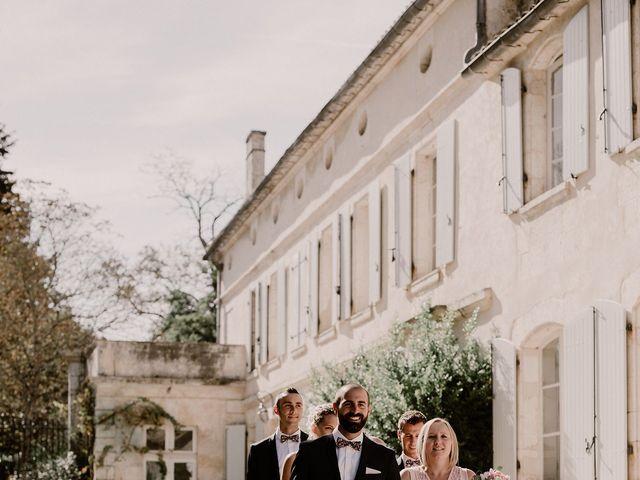 Le mariage de Jean-Baptiste et Coralie à Magnac-sur-Touvre, Charente 45
