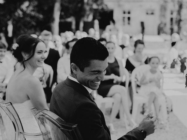 Le mariage de Jean-Baptiste et Coralie à Magnac-sur-Touvre, Charente 47