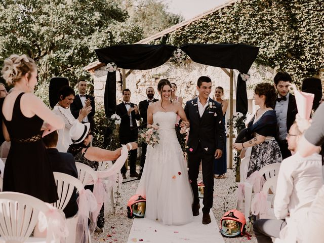 Le mariage de Jean-Baptiste et Coralie à Magnac-sur-Touvre, Charente 51