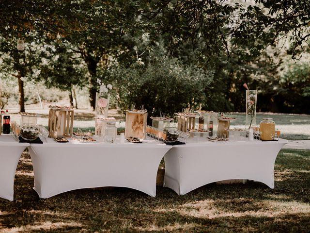 Le mariage de Jean-Baptiste et Coralie à Magnac-sur-Touvre, Charente 56