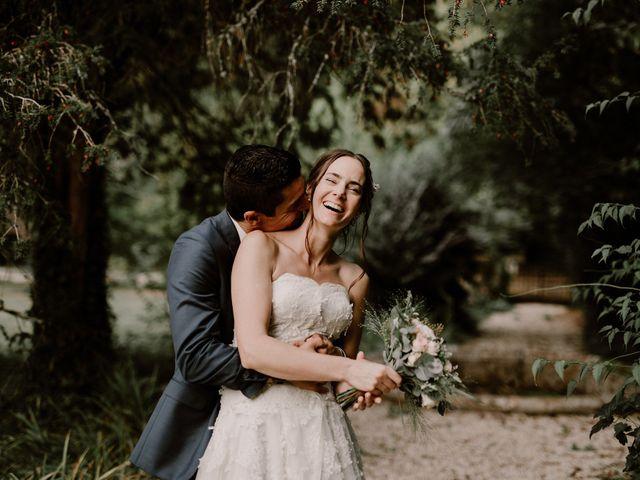 Le mariage de Jean-Baptiste et Coralie à Magnac-sur-Touvre, Charente 72