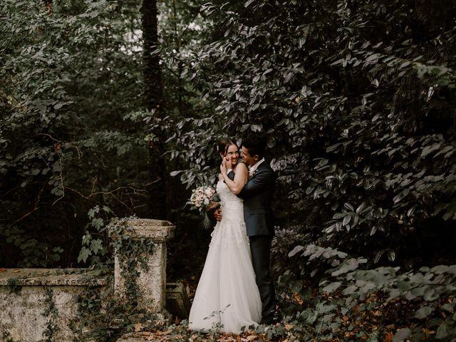 Le mariage de Jean-Baptiste et Coralie à Magnac-sur-Touvre, Charente 76