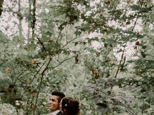 Le mariage de Jean-Baptiste et Coralie à Magnac-sur-Touvre, Charente 77