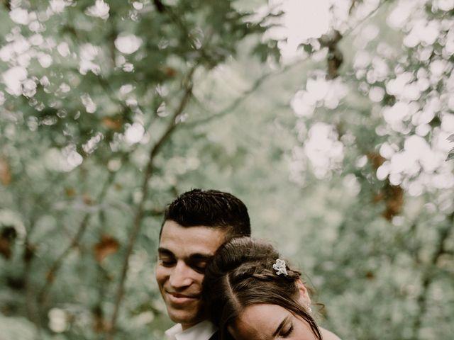Le mariage de Jean-Baptiste et Coralie à Magnac-sur-Touvre, Charente 79