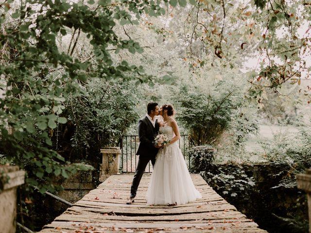 Le mariage de Jean-Baptiste et Coralie à Magnac-sur-Touvre, Charente 92