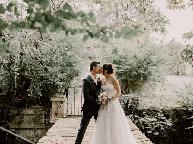 Le mariage de Jean-Baptiste et Coralie à Magnac-sur-Touvre, Charente 93