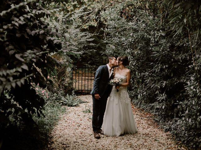 Le mariage de Jean-Baptiste et Coralie à Magnac-sur-Touvre, Charente 96