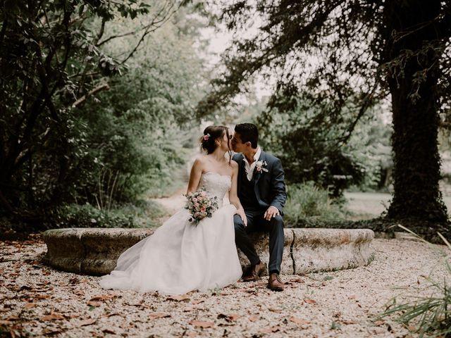 Le mariage de Jean-Baptiste et Coralie à Magnac-sur-Touvre, Charente 98