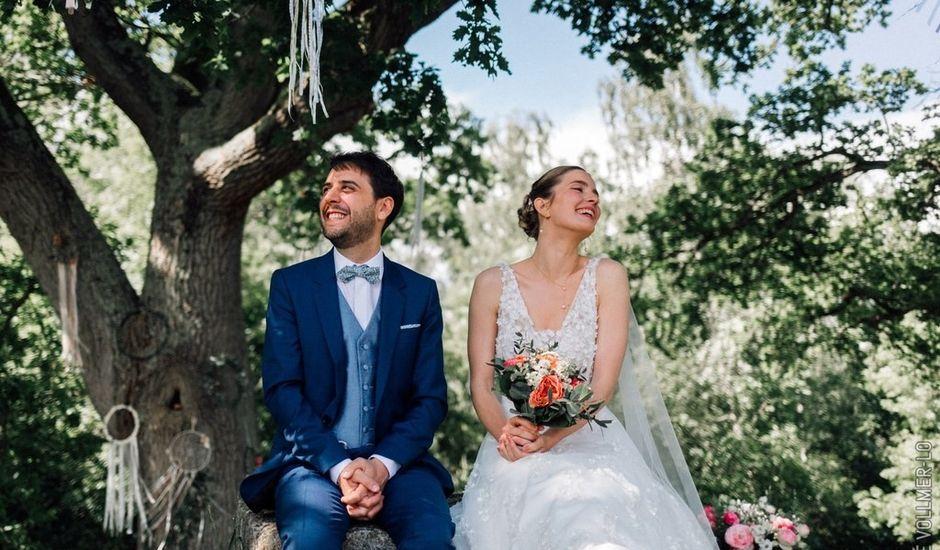 Le mariage de Olivier et Amélie à Pargny-Filain, Aisne