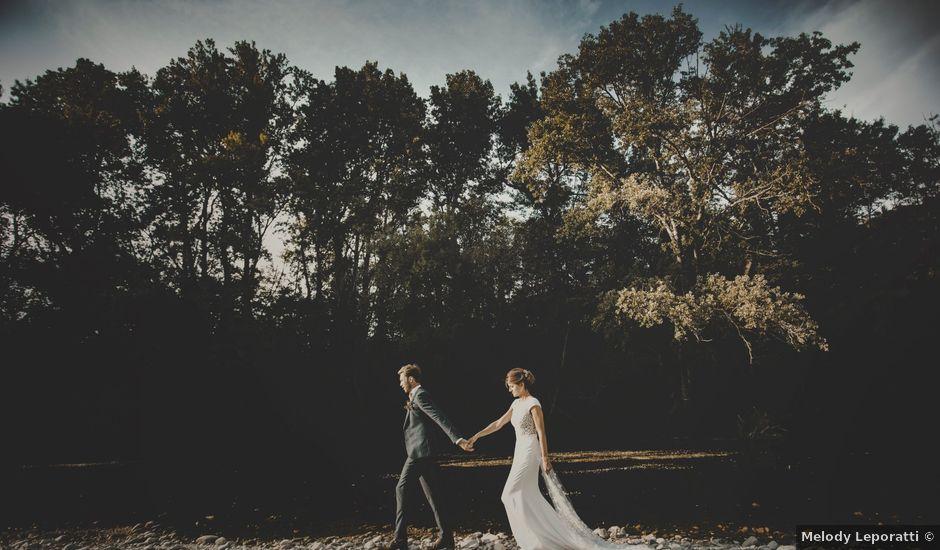 Le mariage de Alexis et Maëlle à Verfeuil, Gard