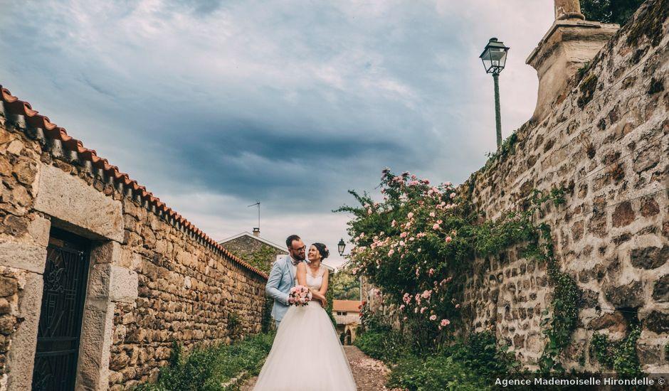 Le mariage de Yoann et Catherine à Chambles, Loire