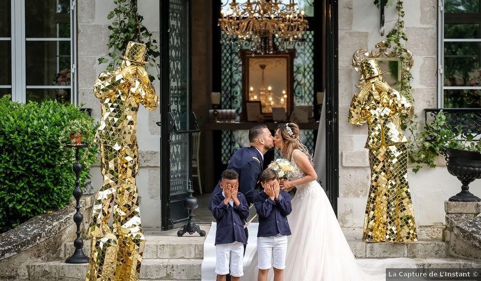 Le mariage de Chaïb et Raylane à Orléans, Loiret