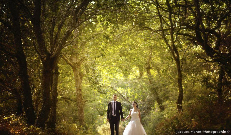 Le mariage de Sylvain et Sylvie à Brest, Finistère