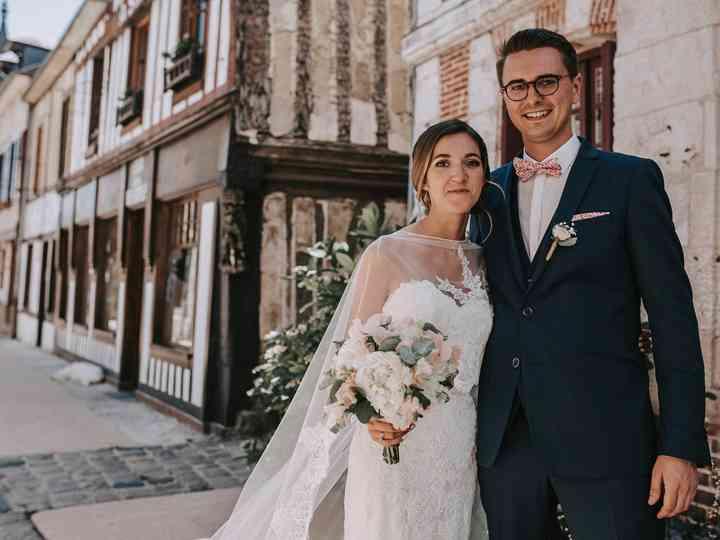 Le mariage de Laura et Clément
