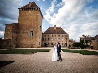 Le mariage de Cyril et Emma
