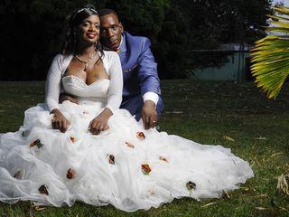 Le mariage de Anselme et Sandra