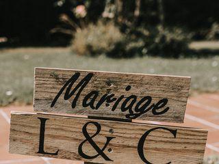Le mariage de Laura et Clément 1