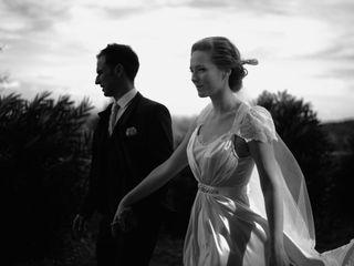 Le mariage de Manon et Pierre