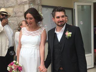 Le mariage de Yann et Carina 2