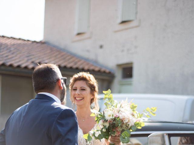 Le mariage de Nicolas et Elodie à Chalais, Charente 15