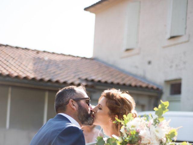 Le mariage de Nicolas et Elodie à Chalais, Charente 16