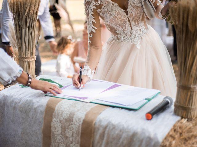 Le mariage de Nicolas et Elodie à Chalais, Charente 20