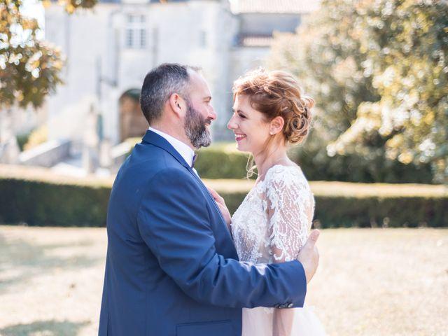 Le mariage de Nicolas et Elodie à Chalais, Charente 29