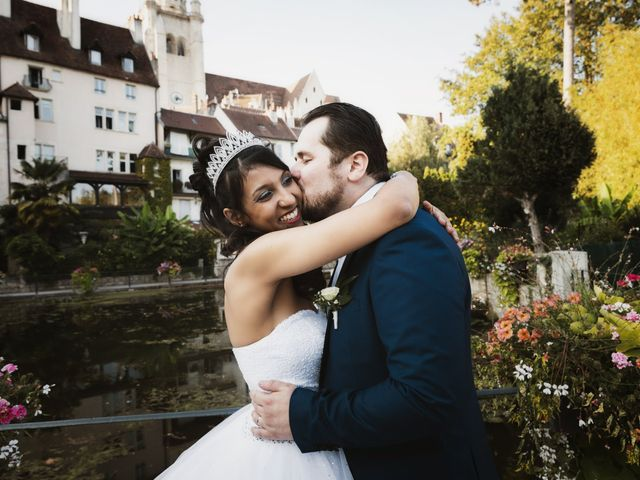 Le mariage de Deliha et Damien