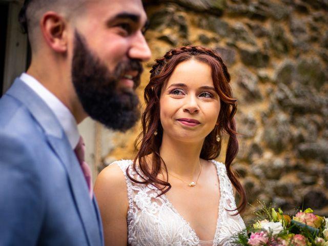 Le mariage de Anaïs et Thibault