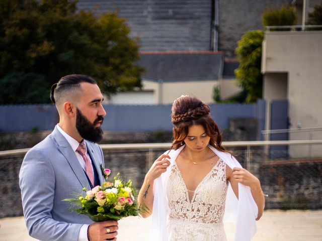 Le mariage de Thibault et Anaïs à Pontchâteau, Loire Atlantique 31