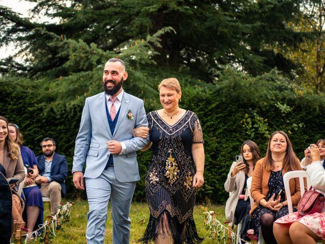 Le mariage de Thibault et Anaïs à Pontchâteau, Loire Atlantique 56