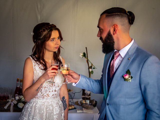Le mariage de Thibault et Anaïs à Pontchâteau, Loire Atlantique 81
