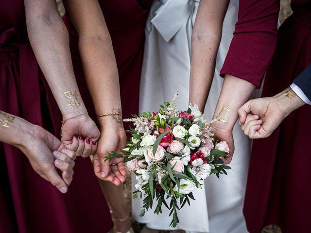 Le mariage de Emma et Cyril à Pierreclos, Saône et Loire 11