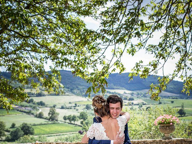 Le mariage de Emma et Cyril à Pierreclos, Saône et Loire 16