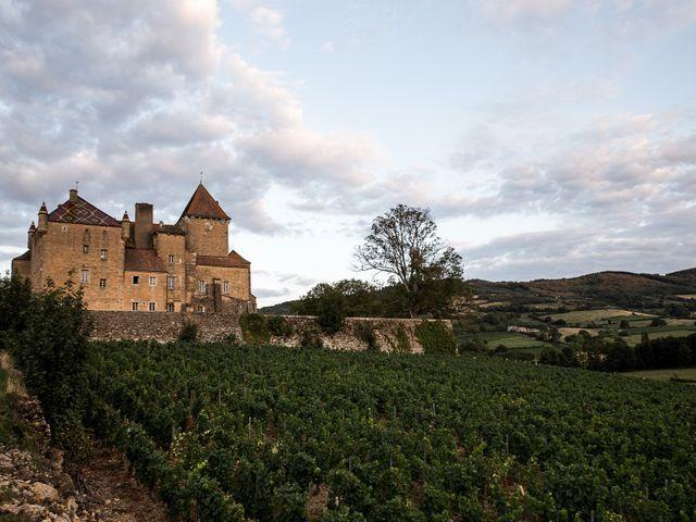 Le mariage de Emma et Cyril à Pierreclos, Saône et Loire 19