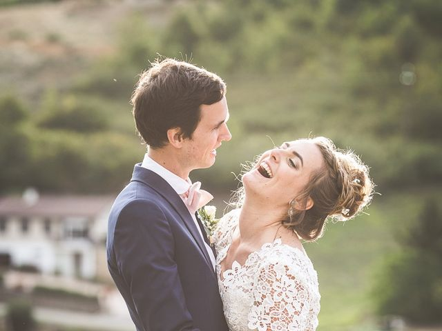 Le mariage de Emma et Cyril à Pierreclos, Saône et Loire 20